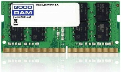 GOODRAM DDR4 SODIMM  4GB2666 CL19