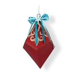 Wykrojnik Thinlits Sizzix - pudełko diament