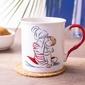Kubek do kawy i herbaty porcelanowy altom design dzień matki 250 ml, dekoracja b