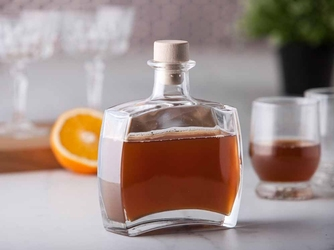 Karafka do whisky, wina, nalewki hrastnik callisto 500ml