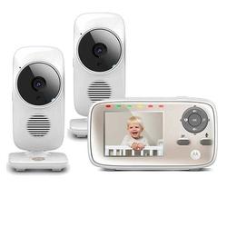 Motorola mbp667 connect niania elektroniczna video + 2 kamery