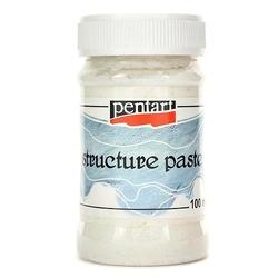 Pasta strukturalna drobnoziarnista 100 ml pentart decoupage