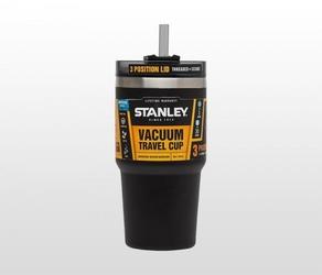Kubek termiczny stanley adventure vacuum quencher 591 ml czarny