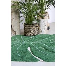 Dywan do prania w pralce monstera leaf, lorena canals 120 x 160 cm