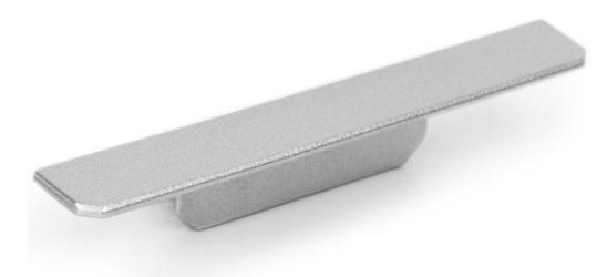 Zaślepka do profilu opac-30 - metalizowana opac-30