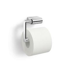 Zack - atore - uchwyt na papier toaletowy, polerowany - stal nierdzewna polerowana