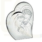 Ryngraf z powłoką srebra święta rodzina vl810501l - ok. 10,7 cm  ok. 8,8 cm