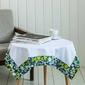 Obrus  serwetka na stół altom design kolekcja secret garden 80 x 80 cm