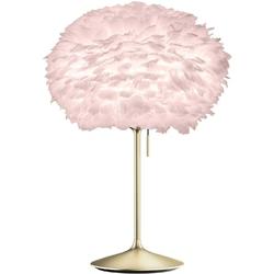 Podstawa do lampek stołowych szczotkowany mosiądz champagne table umage 04052