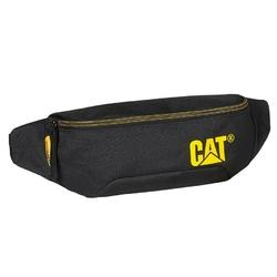 Saszetka nerka caterpillar waist bag 83615-01 czarna - czarny