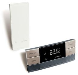 Sensor radiowy do stacji pomiaru temperatury Jacob Jensen biały