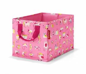 Pudełko storagebox kids abc friends pink