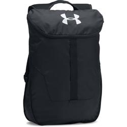 Plecak ua expandable sackpack - czarny
