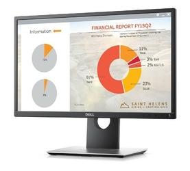 Dell 21.5 monitor p2217 - 55.9