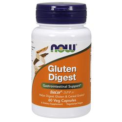 NOW Gluten Digest - 60vegcaps