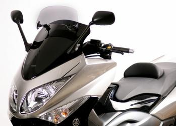 Szyba MRA YAMAHA T-MAX 500 XP 2008-2011 forma - XCTM1 przyciemniana