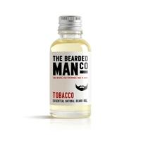 Bearded man co - olejek do brody tytoń - tobacco 30 ml