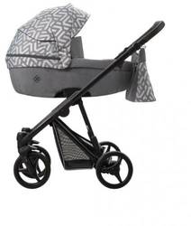 Wózek Bebetto Nitello 3w1 fotel Maxi Cosi Rock