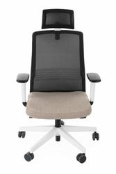 Grospol krzesło biurowe coco ws hd chrome tkanina synergy - 12 kolorów --- oficjalny sklep grospol
