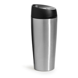 Kubek podróżny, stalowy srebrny Cafe Sagaform