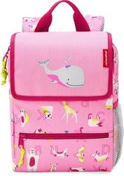 Plecak dla dzieci backpack kids abc friends reisenthel różowy rie3066