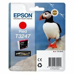 Tusz Oryginalny Epson T3247 Czerwony - DARMOWA DOSTAWA w 24h