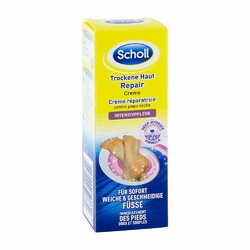 Scholl Repair krem regenerujący do skóry suchej stóp