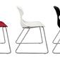 Krzesło grospol mariquita p czarny --- oficjalny sklep grospol