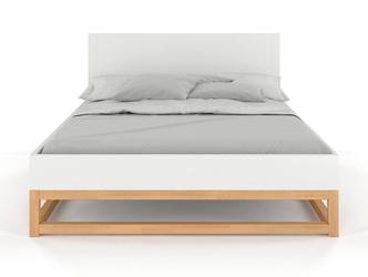 Łóżko drewniane visby karin