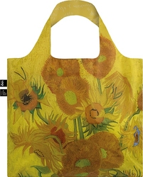 Torba Duo Bag LOQI x Van Gogh Museum Sunflowers