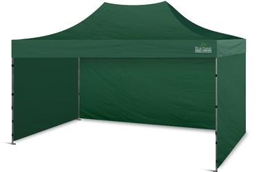Namiot handlowy zielony 450x300 cm