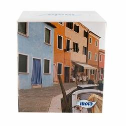 Mola Natural Spirit, chusteczki kosmetyczne, kartonik 58 sztuk