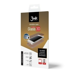3MK Szkło hybrydowe FlexibleGlass 3D iPhone Xs + folia