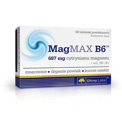 OLIMP MagMAX B6 - 50tabs