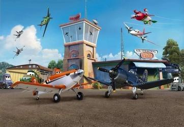 fototapeta Disney Samoloty 8469