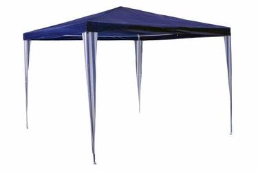 Pawilon namiot ogrodowy 3 x 3 m niebiesko-biały