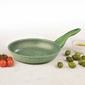 Patelnia aluminiowa 24 cm anima verde barazzoni bakelitowa rączka 85500602449