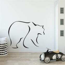 Szablon malarski niedźwiedź 2001