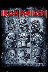 Iron maiden eddies - plakat