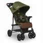 Lionelo emma plus forest green wózek składany na płasko + torba