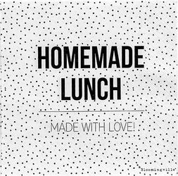 Serwetki Homemade Lunch 20 szt.