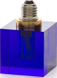 Żarówka LED Crystaled Square ultramaryna