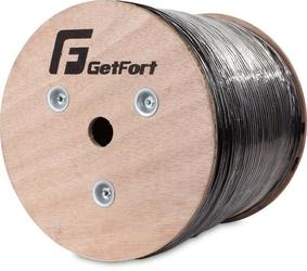 Kabel getfort cat.5e futp uv suchy skrętka 305m - szybka dostawa lub możliwość odbioru w 39 miastach