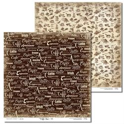 Ozdobny papier Coffee Time 30,5x30,5 cm - 05 - 05
