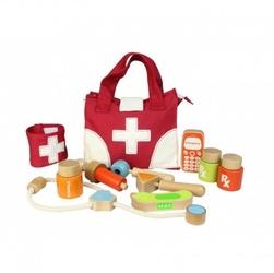 Mój pierwszy zestaw małego lekarza masterkidz + torba