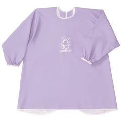 Babybjorn - fartuszek z długim rękawem, purpurowy