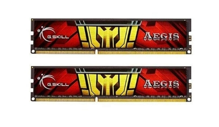 G.SKILL Pamięć do PC Aegis DDR3 2x4GB 1333MHz CL19