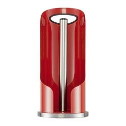 Wesco - stojak z uchwytem na ręczniki lub papier, czerwony - czerwony
