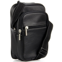 Skórzana torba męska do ręki i przez ramię ze skóry naturalnej dan-a tm14