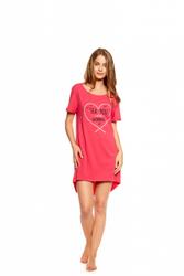 Henderson Tayla 37102-30X Różowa koszula nocna